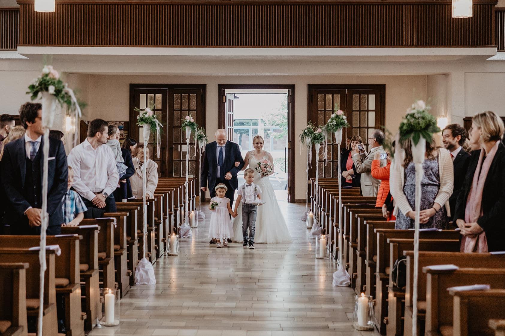Hochzeitsfotograf Aschaffenburg St. Kilian