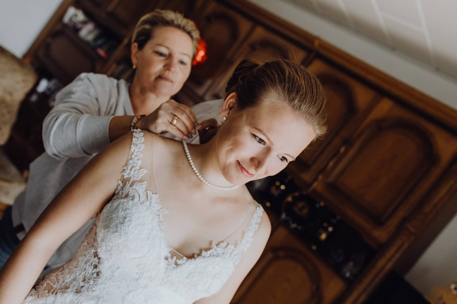 Getting Ready Hochzeitsfotograf Darmstadt