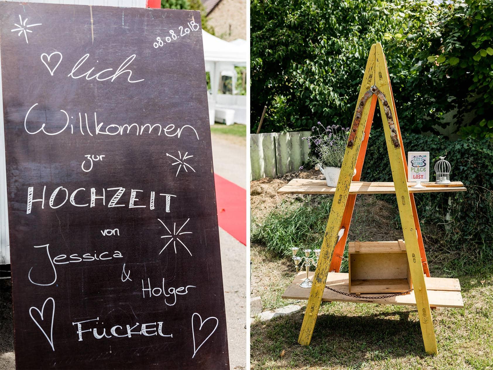 Gartenhochzeit in Groß-Gerau